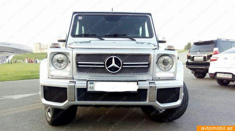 Mercedes-Benz G 500 5.0(lt) 2002 İkinci əl  $33000