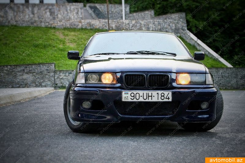 BMW 323 2.0(lt) 1996 Second hand  $5000