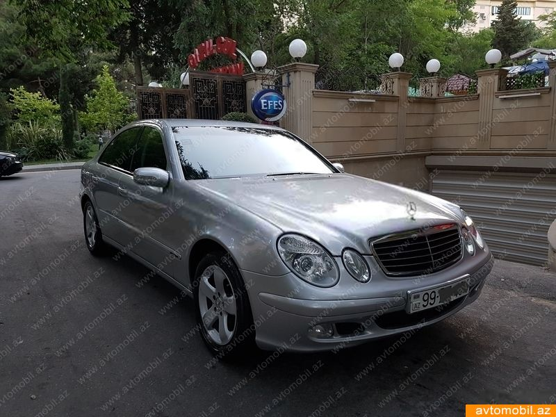 Mercedes benz e 220 second hand 2003 8200 diesel for Second hand mercedes benz