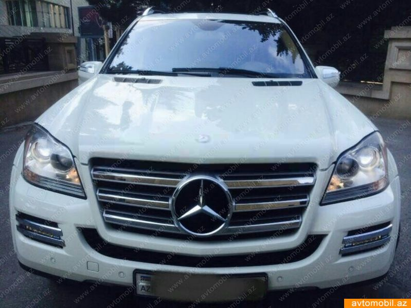 Mercedes benz gl 550 second hand 2010 34500 gasoline for Mercedes benz second