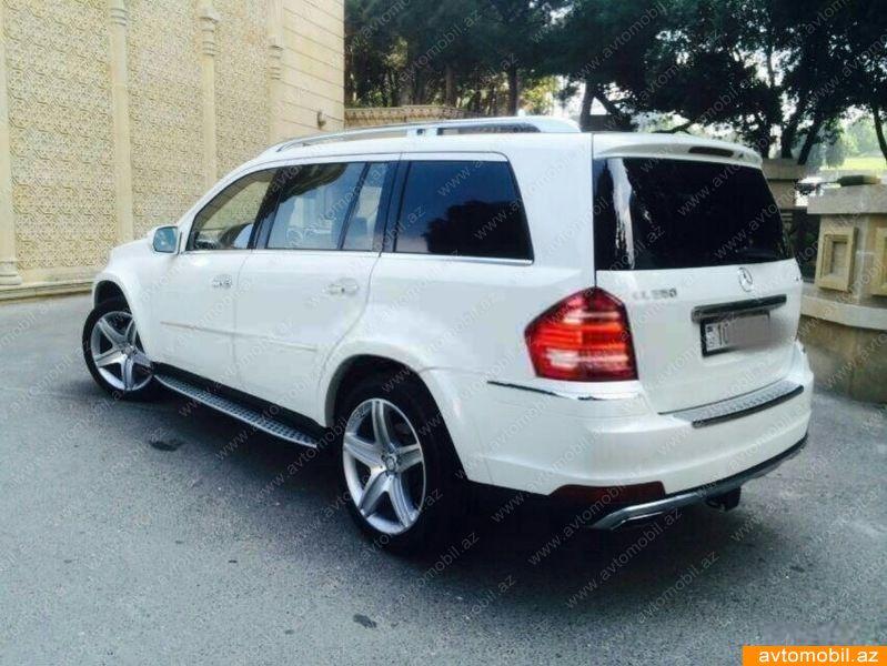 Mercedes benz gl 550 second hand 2010 34500 gasoline for 2010 mercedes benz gl