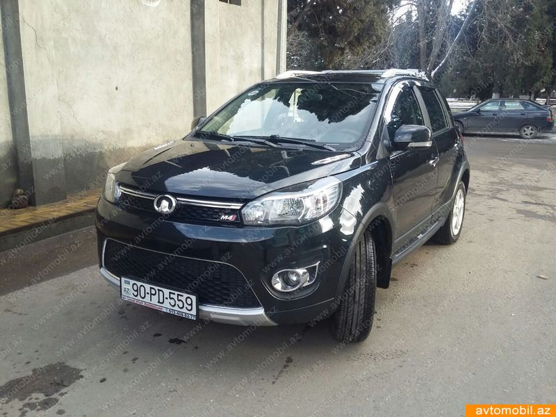 Great Wall Haval M4 1.6(lt) 2015 Second hand  $7000