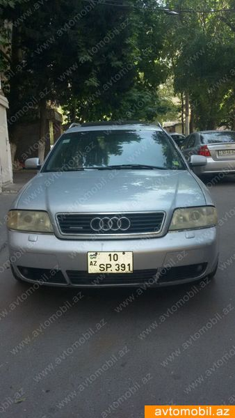 Audi A6 Allroad Urgent Sale Second Hand 1999 5000 Gasoline Transmission Automatic 210000