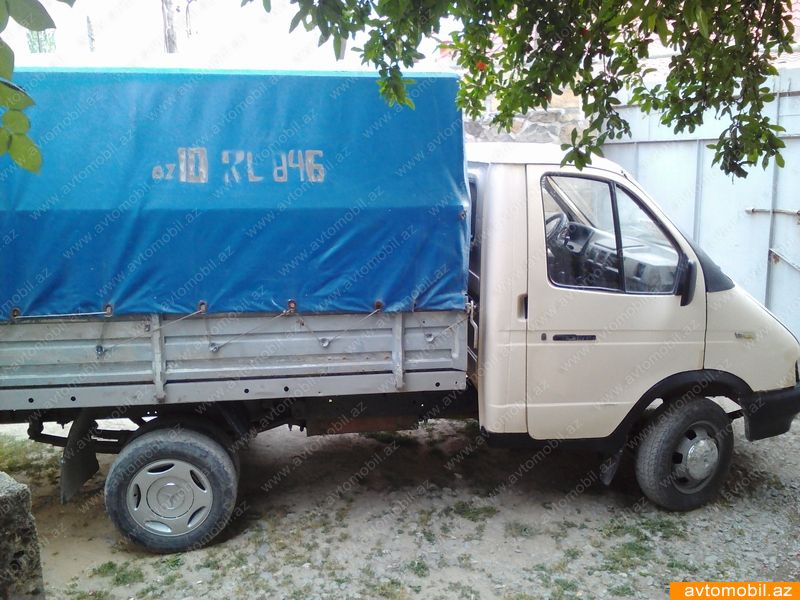 GAZ Gazel 2.3(lt) 1998 Подержанный  $4500