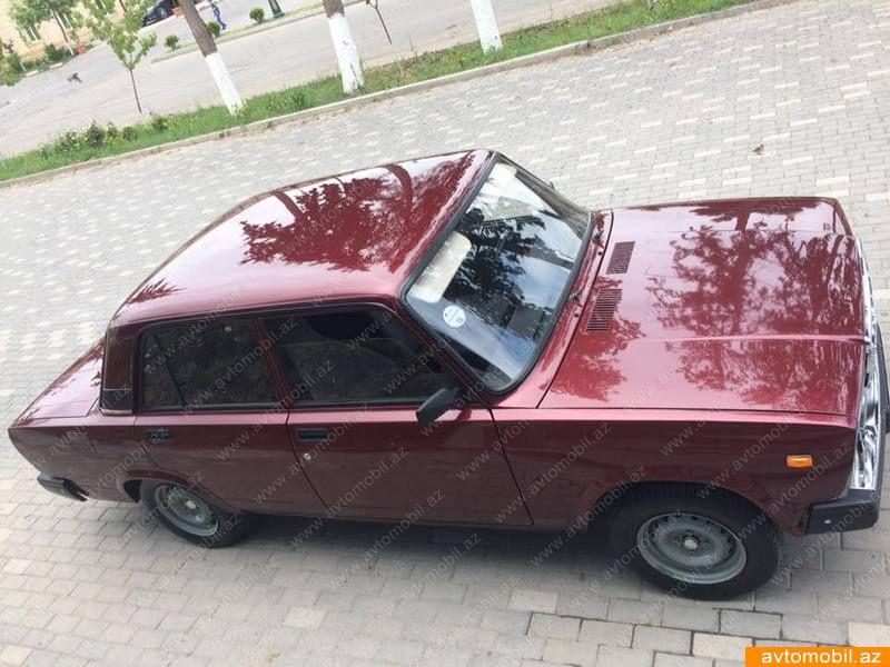 VAZ 2107 1.5(lt) 2012 Подержанный  $6500