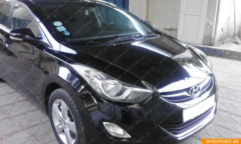 Hyundai Elantra 1.8(lt) 2012 İkinci əl  $15500