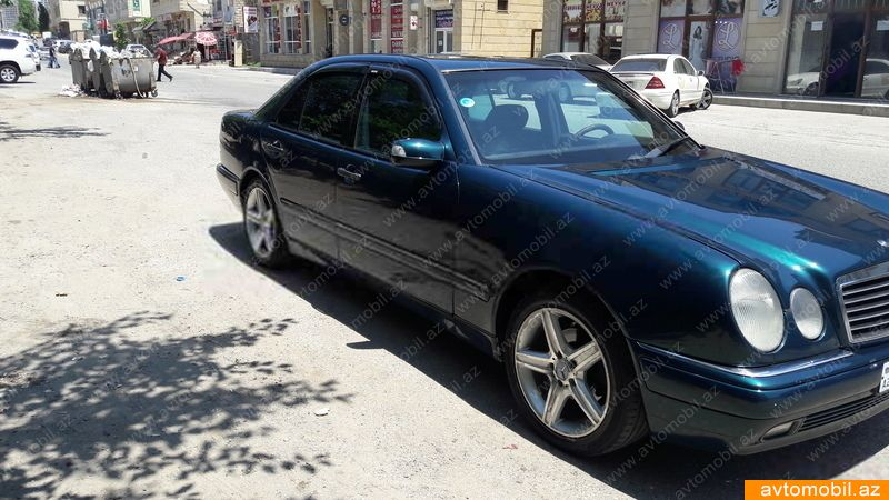 Mercedes benz e 240 second hand 1998 4300 gasoline for Mercedes benz second hand cars