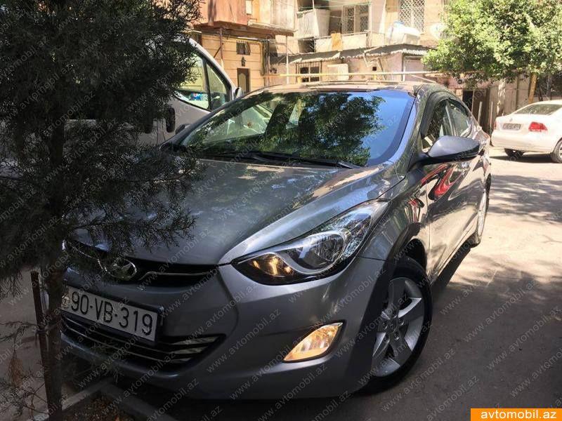 Hyundai Elantra 1.6(lt) 2012 İkinci əl  $10200