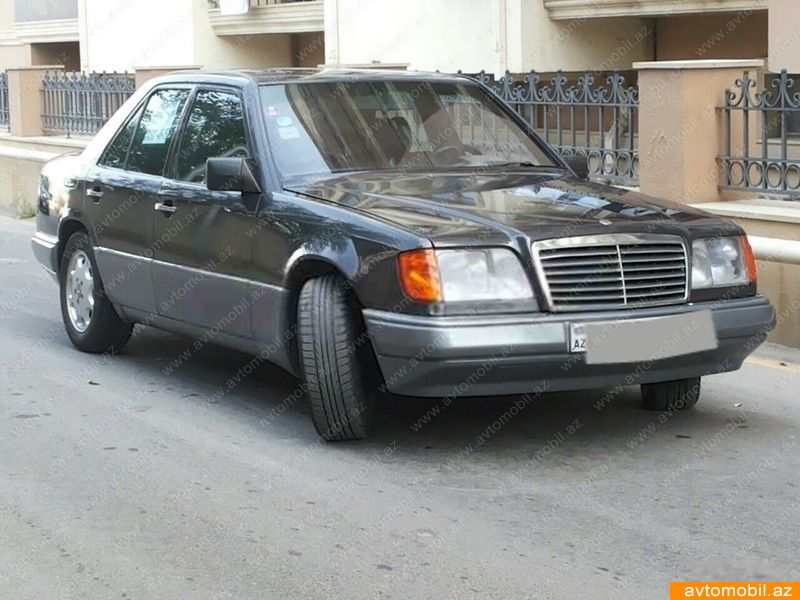 Mercedes benz e 200 second hand 1988 2300 gasoline for Second hand mercedes benz