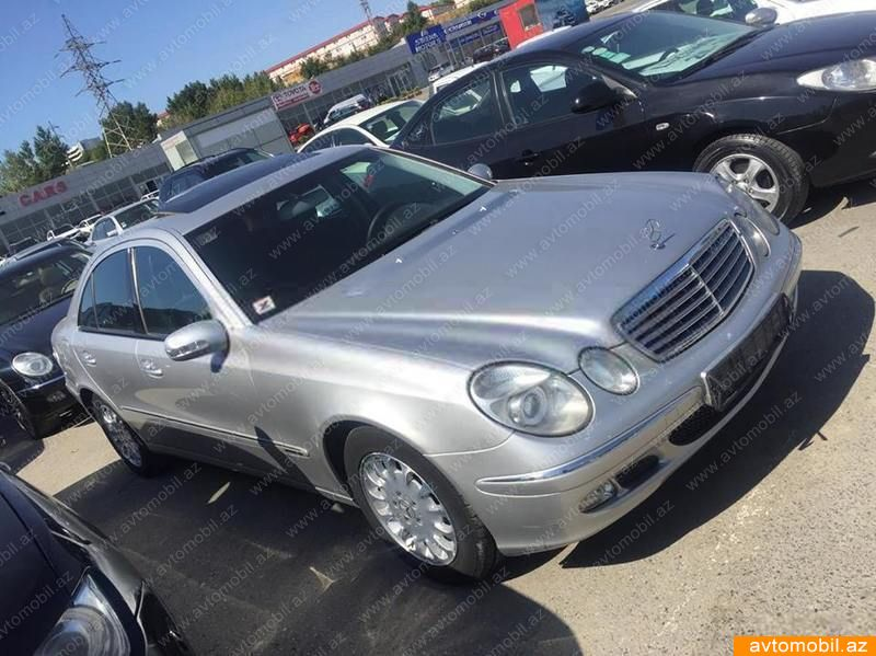 Mercedes benz e 240 second hand 2003 8800 gasoline for 2nd hand mercedes benz