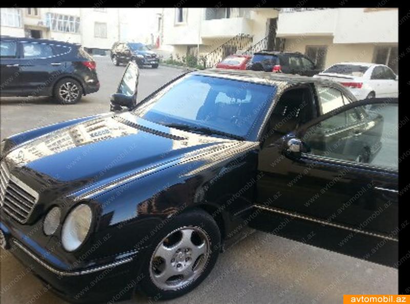 Mercedes benz e 270 avantgarde second hand 2001 15000 for Mercedes benz 15000