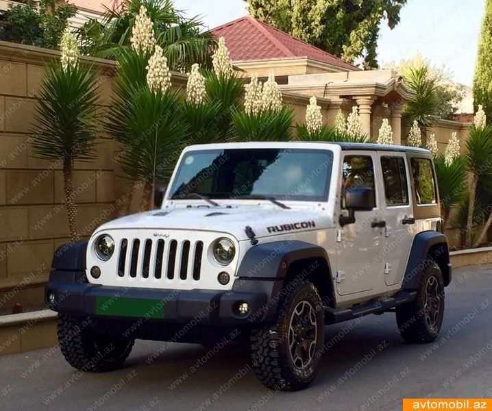 Jeep Wrangler 3.6(lt) 2014 Second hand  $39800