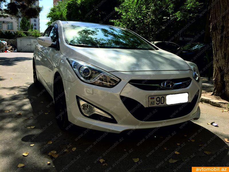 Hyundai i40 2.0(lt) 2014 İkinci əl  $29000