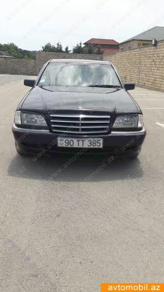 Mercedes-Benz C 220 2.2(lt) 2000 İkinci əl  $5500