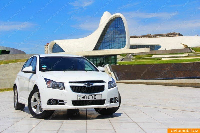 Chevrolet Cruze 1.6(lt) 2012 İkinci əl  $7400