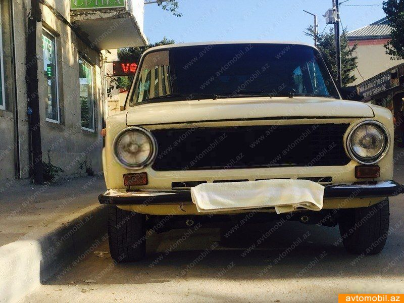 VAZ 21011 1.3(lt) 1982 İkinci əl  $1000