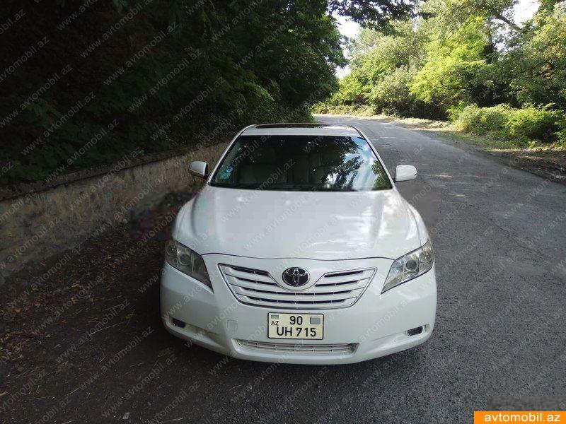 Toyota Camry 2.4(lt) 2007 İkinci əl  $10400