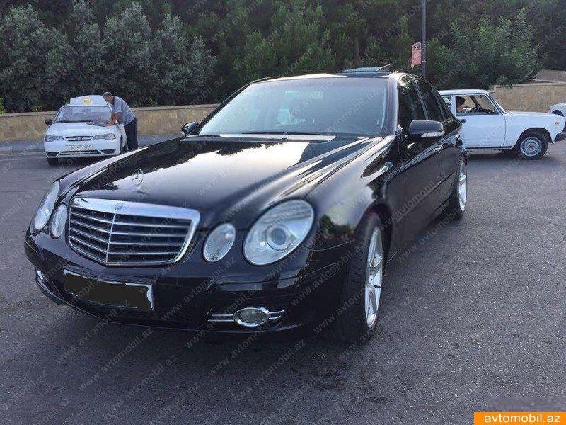 Mercedes-Benz E 220 2.2(lt) 2006 İkinci əl  $8800