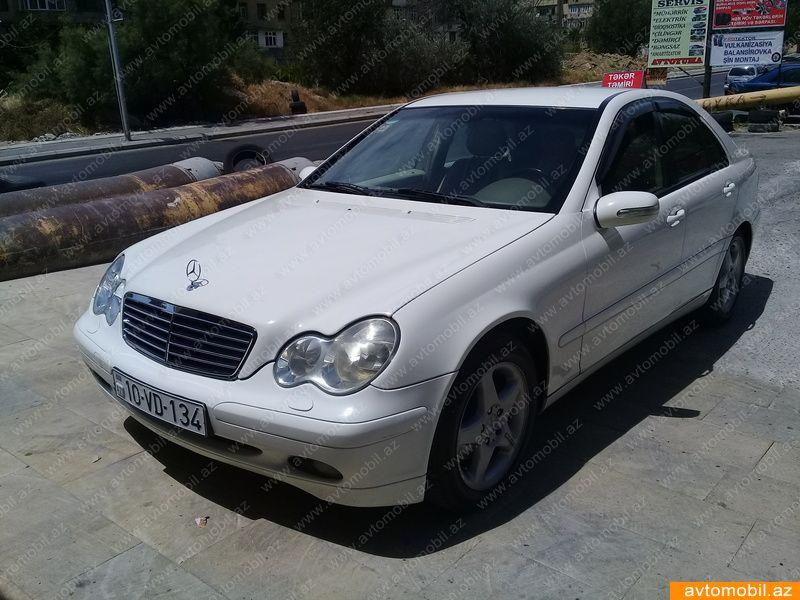 Mercedes-Benz C 180 1.8(lt) 2004 İkinci əl  $5000