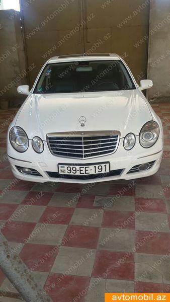 Mercedes-Benz E 220 2.2(lt) 2008 İkinci əl  $18500