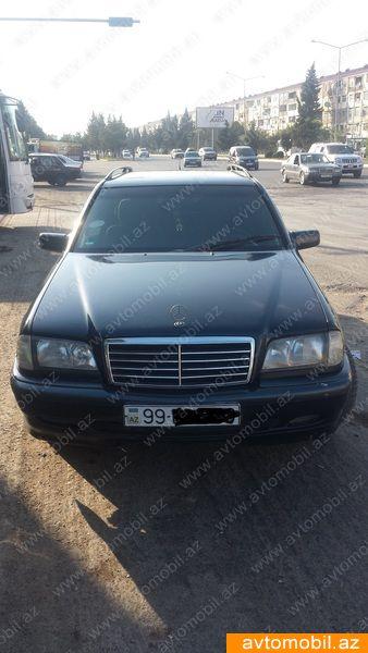 Mercedes-Benz C 180 1.8(lt) 1999 İkinci əl  $6700