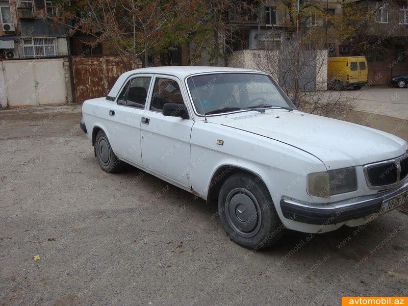 GAZ 3110 2.3(lt) 1998 İkinci əl  $2000