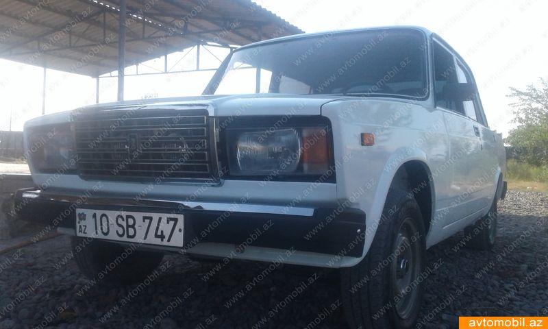 VAZ 2107 1.5(lt) 2007 Подержанный  $2400
