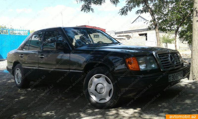 Mercedes-Benz 200 2.0(lt) 1990 Second hand  $5000
