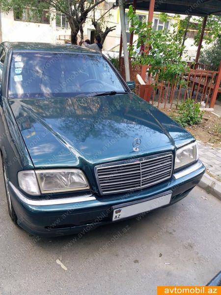Mercedes-Benz C 200 2.0(lt) 1997 Second hand  $5200