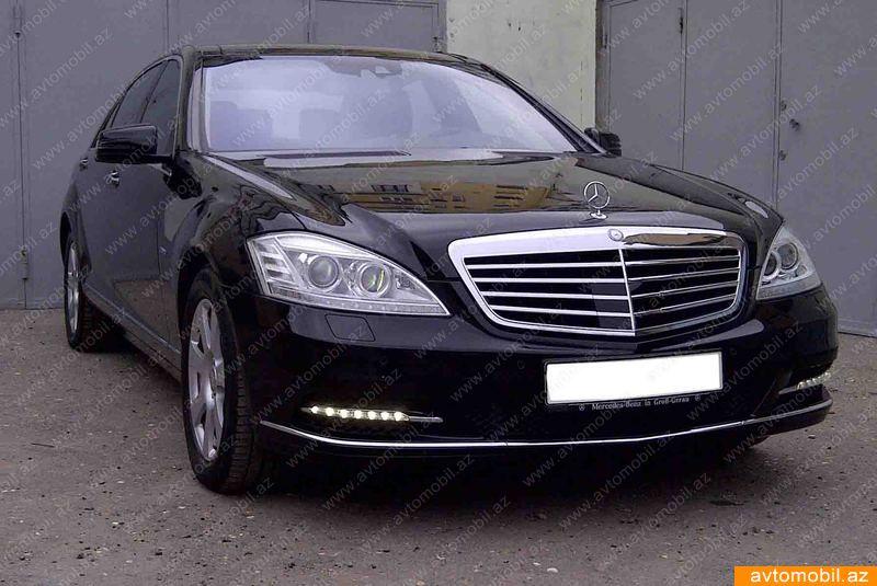 Mercedes benz s 350 second hand 2011 44700 gasoline for Second hand mercedes benz