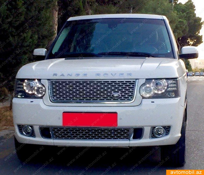 Land Rover Range Rover Second Hand, 2009, $26700, Gasoline