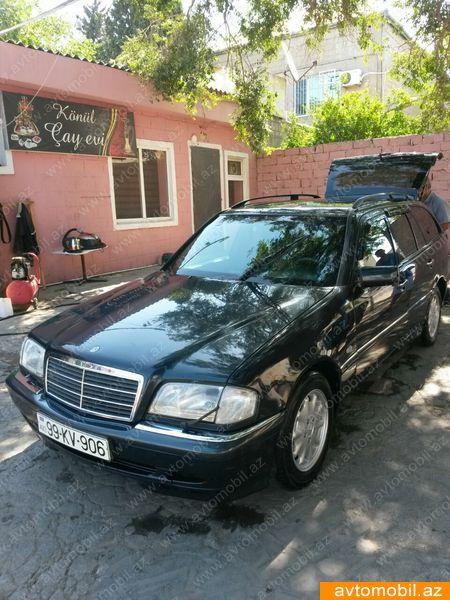 Mercedes-Benz C 200 2.0(lt) 2000 İkinci əl  $9900