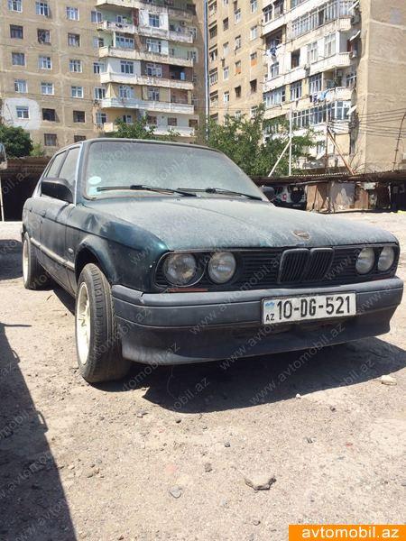 BMW 320 2.0(lt) 1984 İkinci əl  $1550