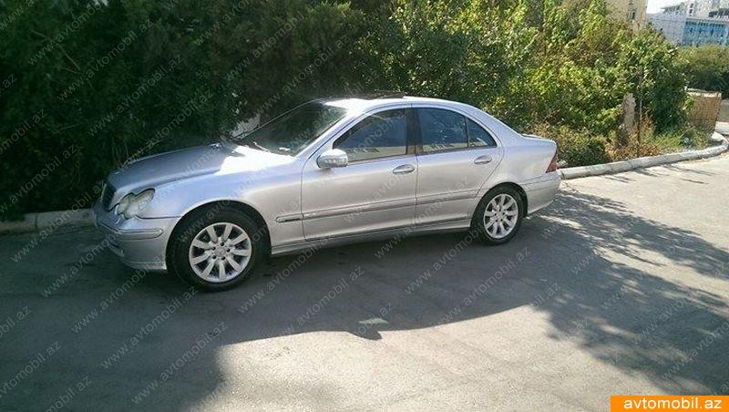 Mercedes-Benz C 200 2.0(lt) 2000 Second hand  $8200