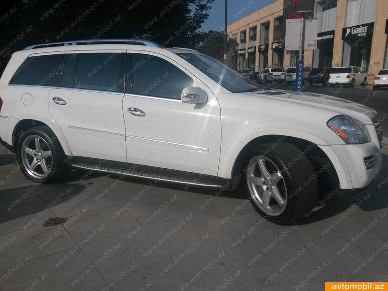 Mercedes-Benz GL 550 5.5(lt) 2008 İkinci əl  $20500