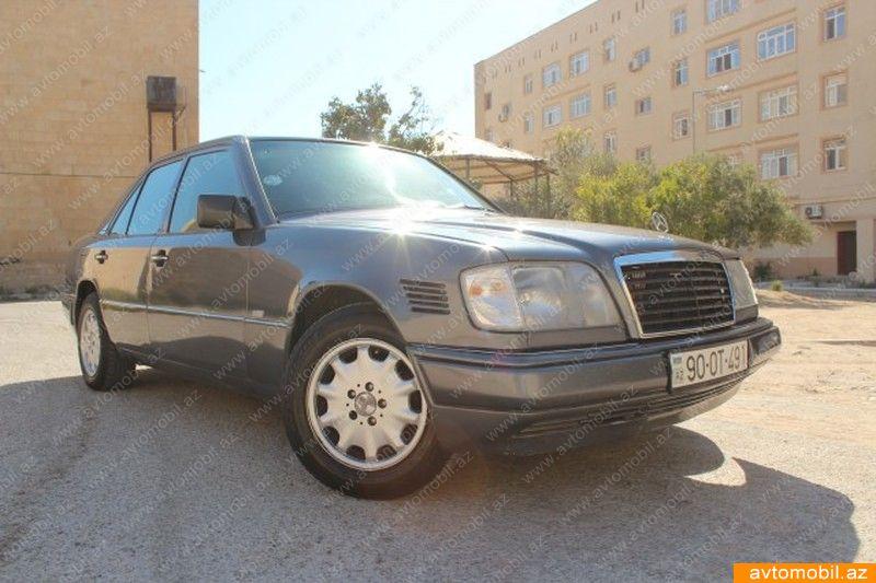 Mercedes-Benz E 250 2.5(lt) 1995 Second hand  $7000