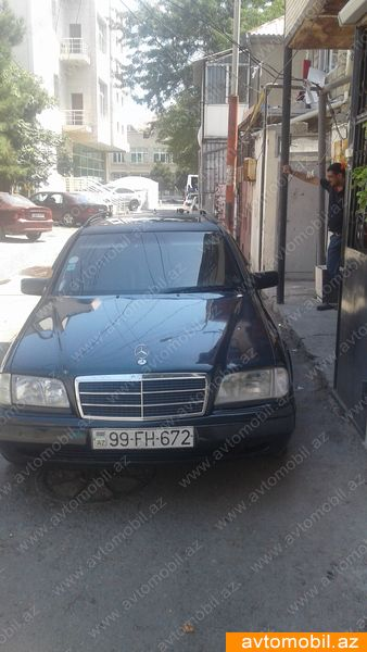 Mercedes-Benz C 300 2.3(lt) 1997 İkinci əl  $7500