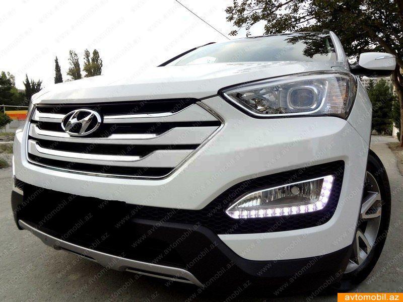 Hyundai Santa FE 2.4(lt) 2013 İkinci əl  $18800
