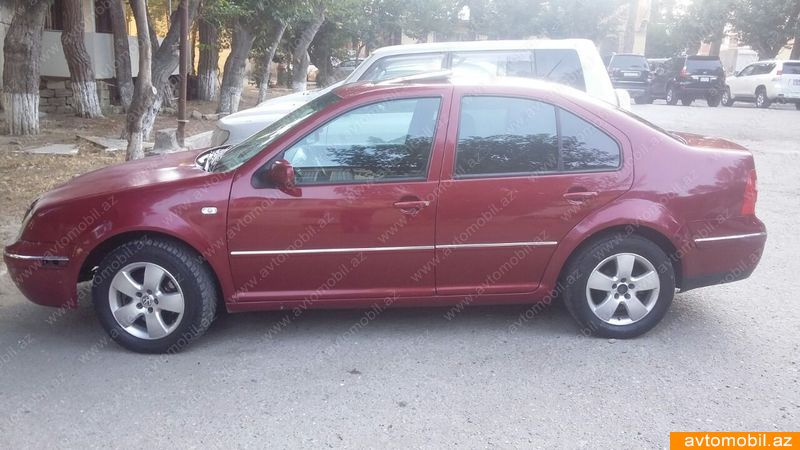 Volkswagen Jetta 2.0(lt) 2003 İkinci əl  $3500