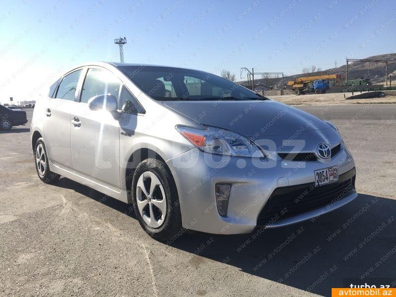 Toyota Prius 1.8(lt) 2015 İkinci əl  $31500