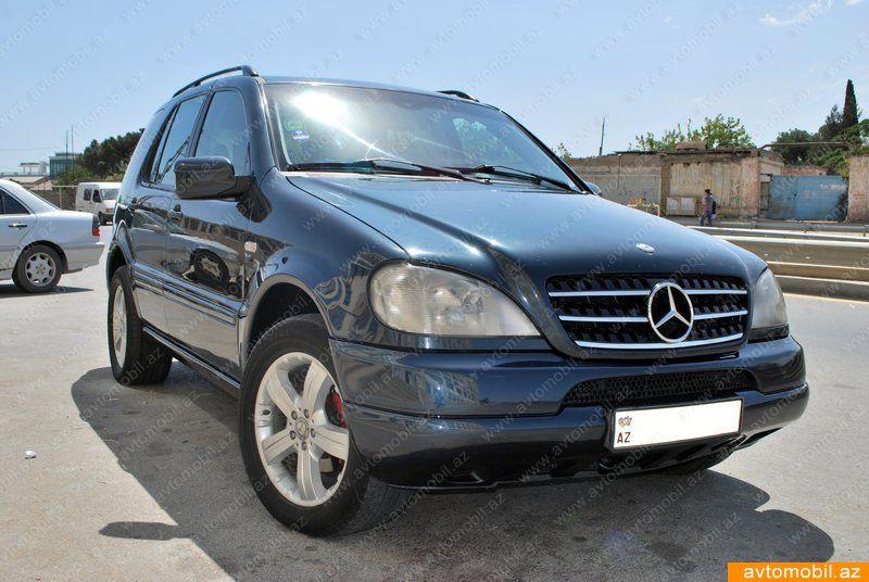 Mercedes-Benz ML 320 3.2(lt) 2000 İkinci əl  $7350