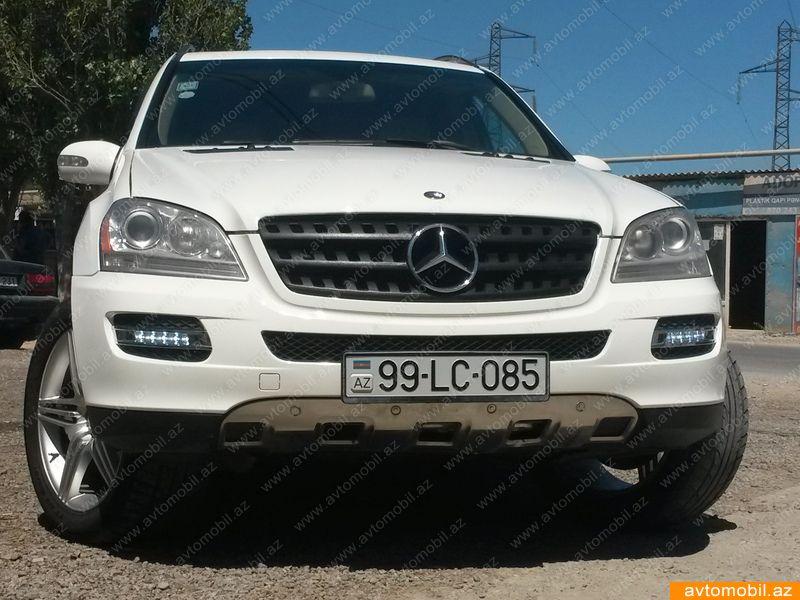 Mercedes-Benz ML 350 3.5(lt) 2007 İkinci əl  $12000