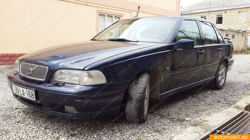 Volvo S 70 2.5(lt) 1999 Подержанный  $3900