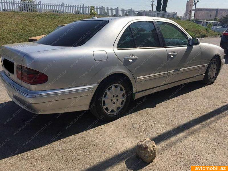Mercedes benz e 320 second hand 2001 3900 credit for Mercedes benz 320 price