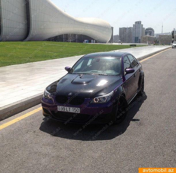 BMW 540 4.0(lt) 2007 Подержанный  $22500
