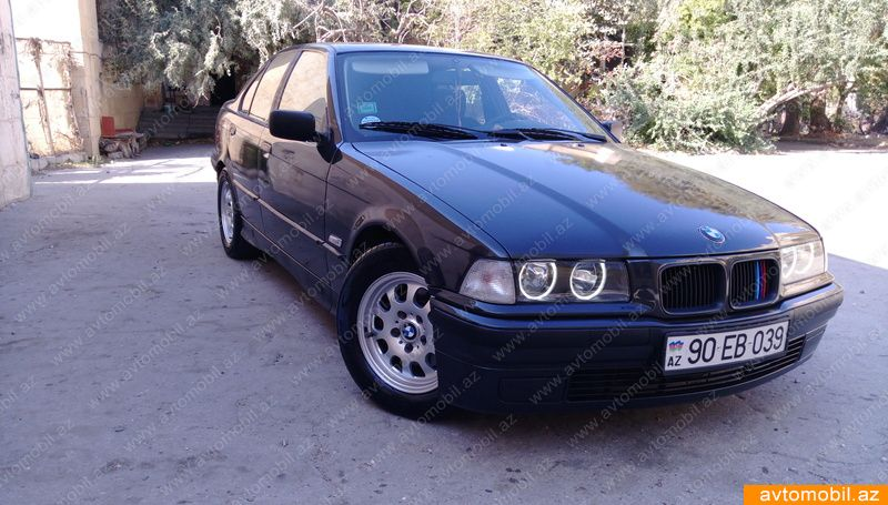BMW 323 2.5(lt) 1995 Second hand  $5000
