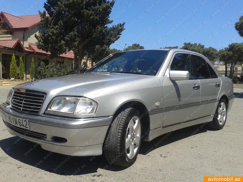 Mercedes-Benz C 200 2.0(lt) 1999 Second hand  $9500