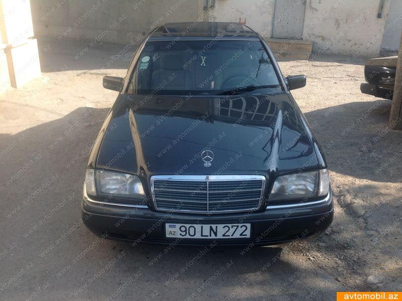 Mercedes-Benz C 200 2.0(lt) 1995 Second hand  $6700