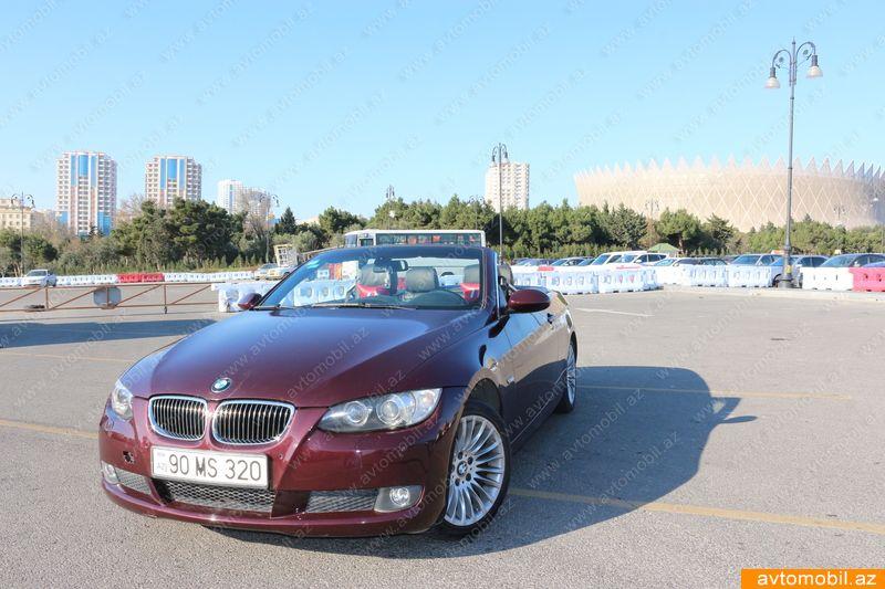 BMW 320 2.0(lt) 2009 İkinci əl  $28000