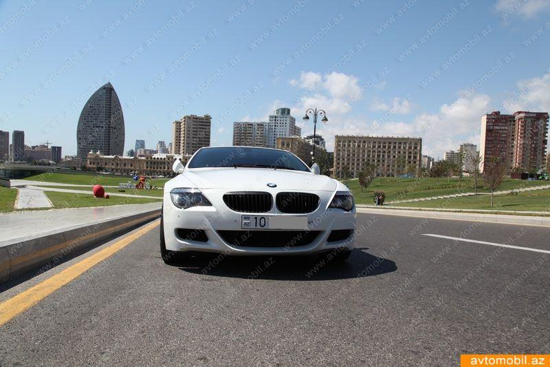 BMW 650 4.8(lt) 2008 Подержанный  $25000